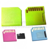 Micro SD Card to SD card Adapter for Raspberry & Macbooks